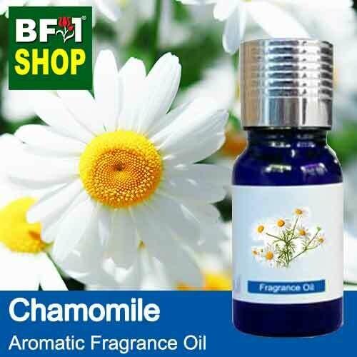 Aromatic Fragrance Oil (AFO) - Chamomile - 10ml