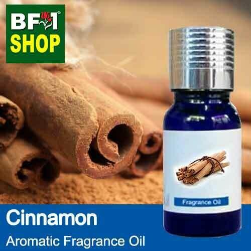Aromatic Fragrance Oil (AFO) - Cinnamon - 10ml