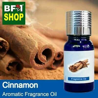 Aromatic Fragrance Oil (AFO) - Cinnamon - 10ml