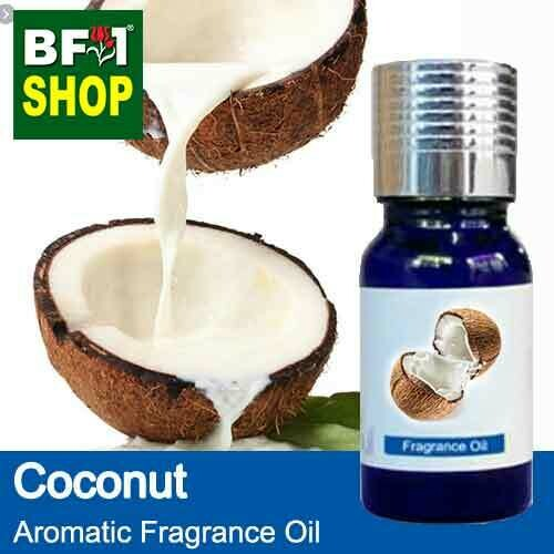 Aromatic Fragrance Oil (AFO) - Coconut - 10ml