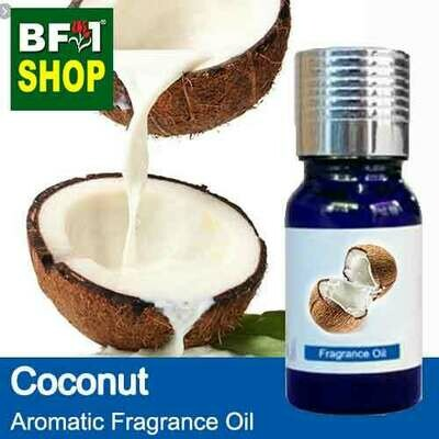 Aromatic Fragrance Oil (AFO) - Coconut - 10ml