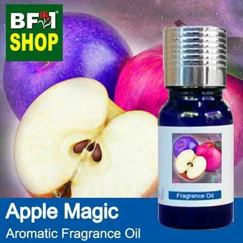 Aromatic Fragrance Oil (AFO) - Apple Magic - 10ml