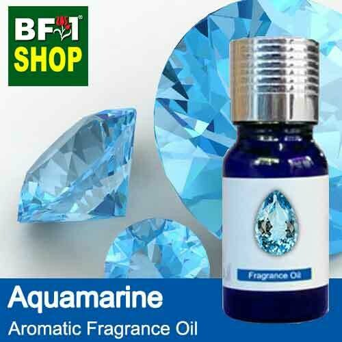 Aromatic Fragrance Oil (AFO) - Aquamarine - 10ml