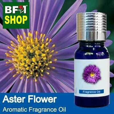 Aromatic Fragrance Oil (AFO) - Aster Flower - 10ml