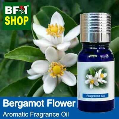 Aromatic Fragrance Oil (AFO) - Bergamot Flower - 10ml