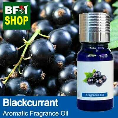 Aromatic Fragrance Oil (AFO) - Blackcurrant - 10ml