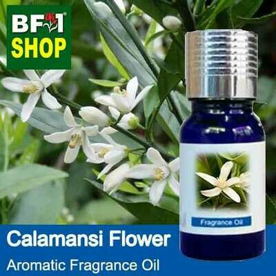Aromatic Fragrance Oil (AFO) - Calamansi Flower - 10ml