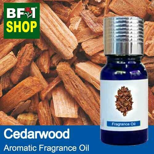 Aromatic Fragrance Oil (AFO) - Cedarwood - 10ml