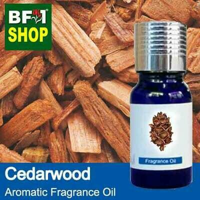 Aromatic Fragrance Oil (AFO) - Cedarwood - 10ml