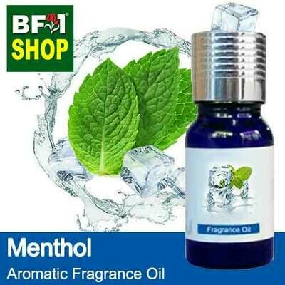 Aromatic Fragrance Oil (AFO) - Menthol - 10ml