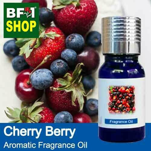 Aromatic Fragrance Oil (AFO) - Cherry Berry - 10ml