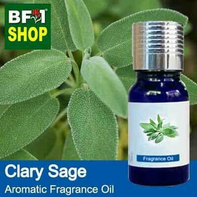 Aromatic Fragrance Oil (AFO) - Clary Sage - 10ml