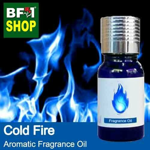 Aromatic Fragrance Oil (AFO) - Cold Fire - 10ml