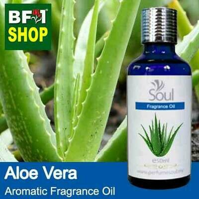 Aromatic Fragrance Oil (AFO) - Aloe Vera - 50ml