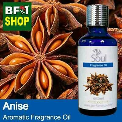 Aromatic Fragrance Oil (AFO) - Anise - 50ml