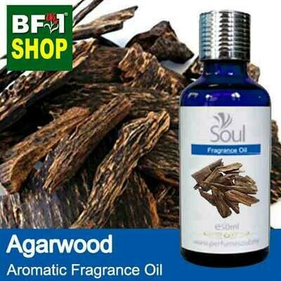 Aromatic Fragrance Oil (AFO) - Agarwood - 50ml