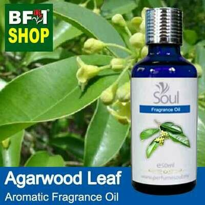 Aromatic Fragrance Oil (AFO) - Agarwood Leaf - 50ml