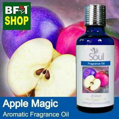 Aromatic Fragrance Oil (AFO) - Apple Magic - 50ml