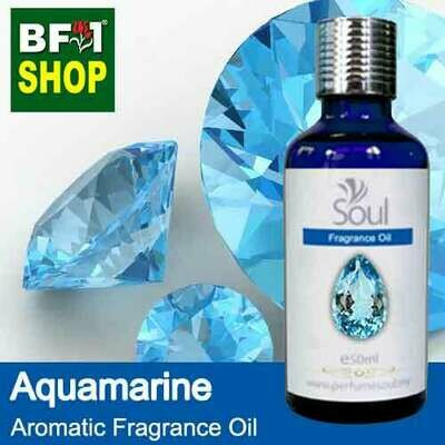 Aromatic Fragrance Oil (AFO) - Aquamarine - 50ml