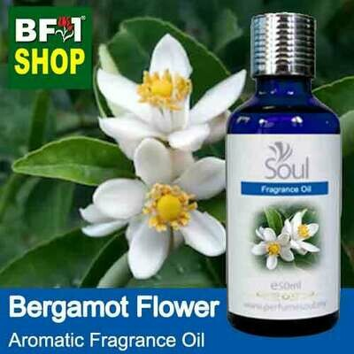 Aromatic Fragrance Oil (AFO) - Bergamot Flower - 50ml