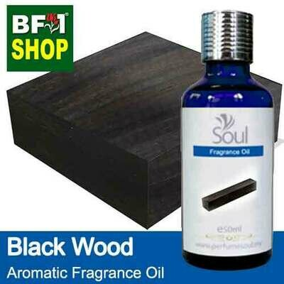 Aromatic Fragrance Oil (AFO) - Black Wood - 50ml