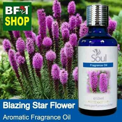 Aromatic Fragrance Oil (AFO) - Blazing Star Flower - 50ml