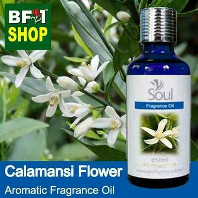 Aromatic Fragrance Oil (AFO) - Calamansi Flower - 50ml