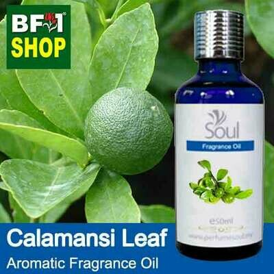 Aromatic Fragrance Oil (AFO) - Calamansi Leaf - 50ml