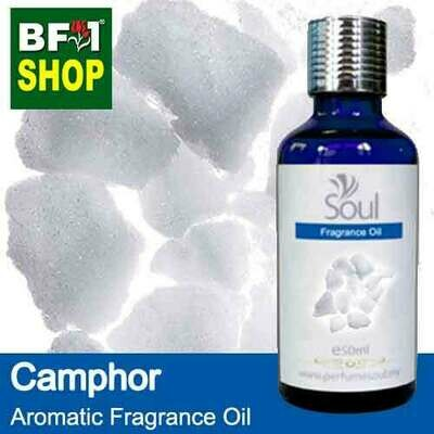 Aromatic Fragrance Oil (AFO) - Camphor - 50ml