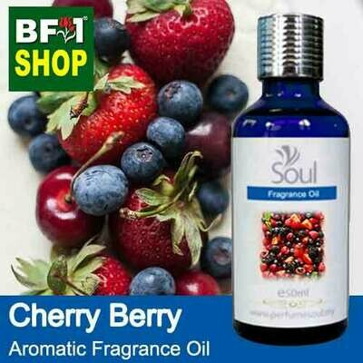 Aromatic Fragrance Oil (AFO) - Cherry Berry - 50ml