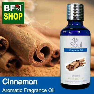 Aromatic Fragrance Oil (AFO) - Cinnamon - 50ml