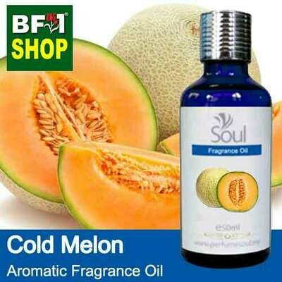 Aromatic Fragrance Oil (AFO) - Cold Melon - 50ml