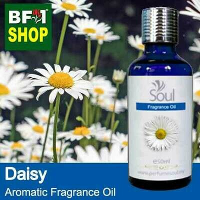Aromatic Fragrance Oil (AFO) - Daisy - 50ml