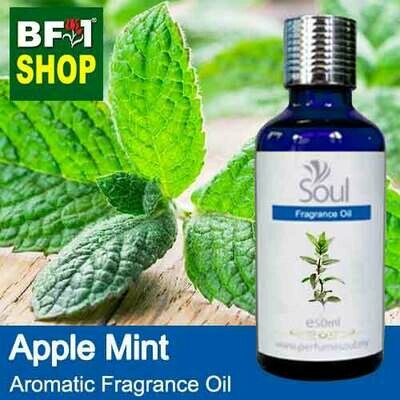 Aromatic Fragrance Oil (AFO) - Apple Mint - 50ml