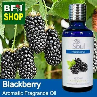 Aromatic Fragrance Oil (AFO) - Blackberry - 50ml