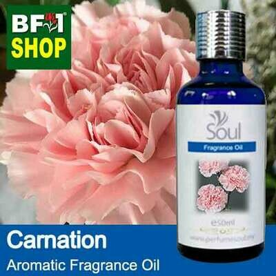 Aromatic Fragrance Oil (AFO) - Carnation - 50ml