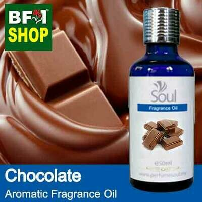 Aromatic Fragrance Oil (AFO) - Chocolate - 50ml