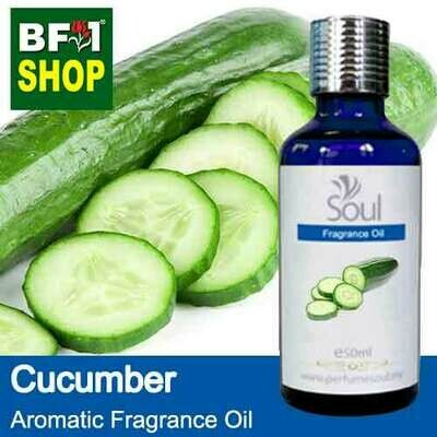 Aromatic Fragrance Oil (AFO) - Cucumber - 50ml