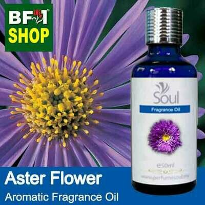 Aromatic Fragrance Oil (AFO) - Aster Flower - 50ml
