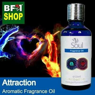 Aromatic Fragrance Oil (AFO) - Attraction - 50ml