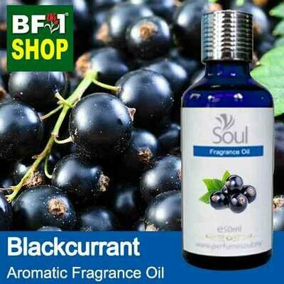 Aromatic Fragrance Oil (AFO) - Blackcurrant - 50ml