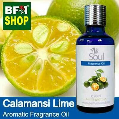 Aromatic Fragrance Oil (AFO) - Calamansi Lime - 50ml