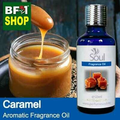 Aromatic Fragrance Oil (AFO) - Caramel - 50ml