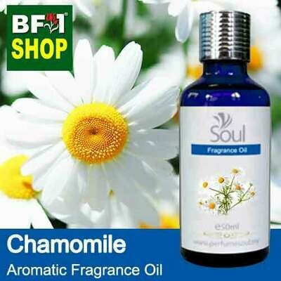 Aromatic Fragrance Oil (AFO) - Chamomile - 50ml