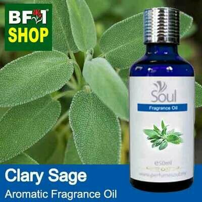 Aromatic Fragrance Oil (AFO) - Clary Sage - 50ml