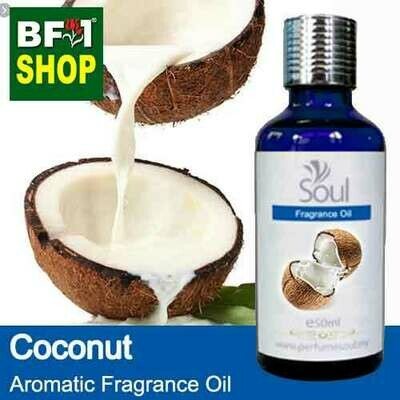 Aromatic Fragrance Oil (AFO) - Coconut - 50ml