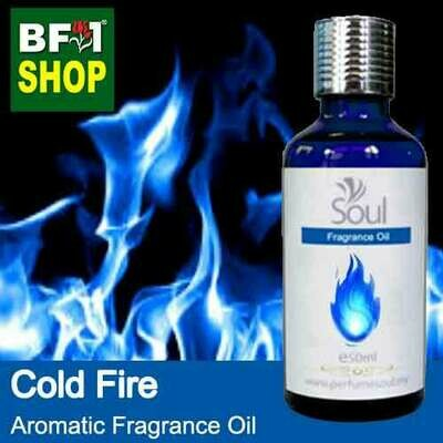 Aromatic Fragrance Oil (AFO) - Cold Fire - 50ml