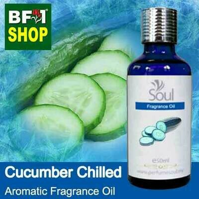 Aromatic Fragrance Oil (AFO) - Cucumber Chilled - 50ml
