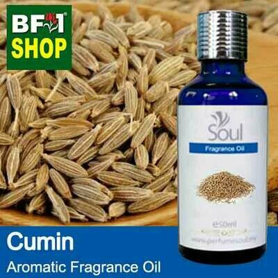 Aromatic Fragrance Oil (AFO) - Cumin - 50ml
