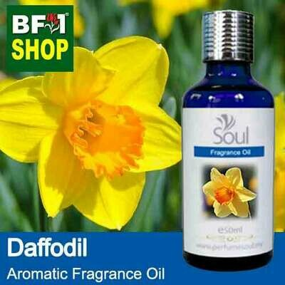 Aromatic Fragrance Oil (AFO) - Daffodil - 50ml
